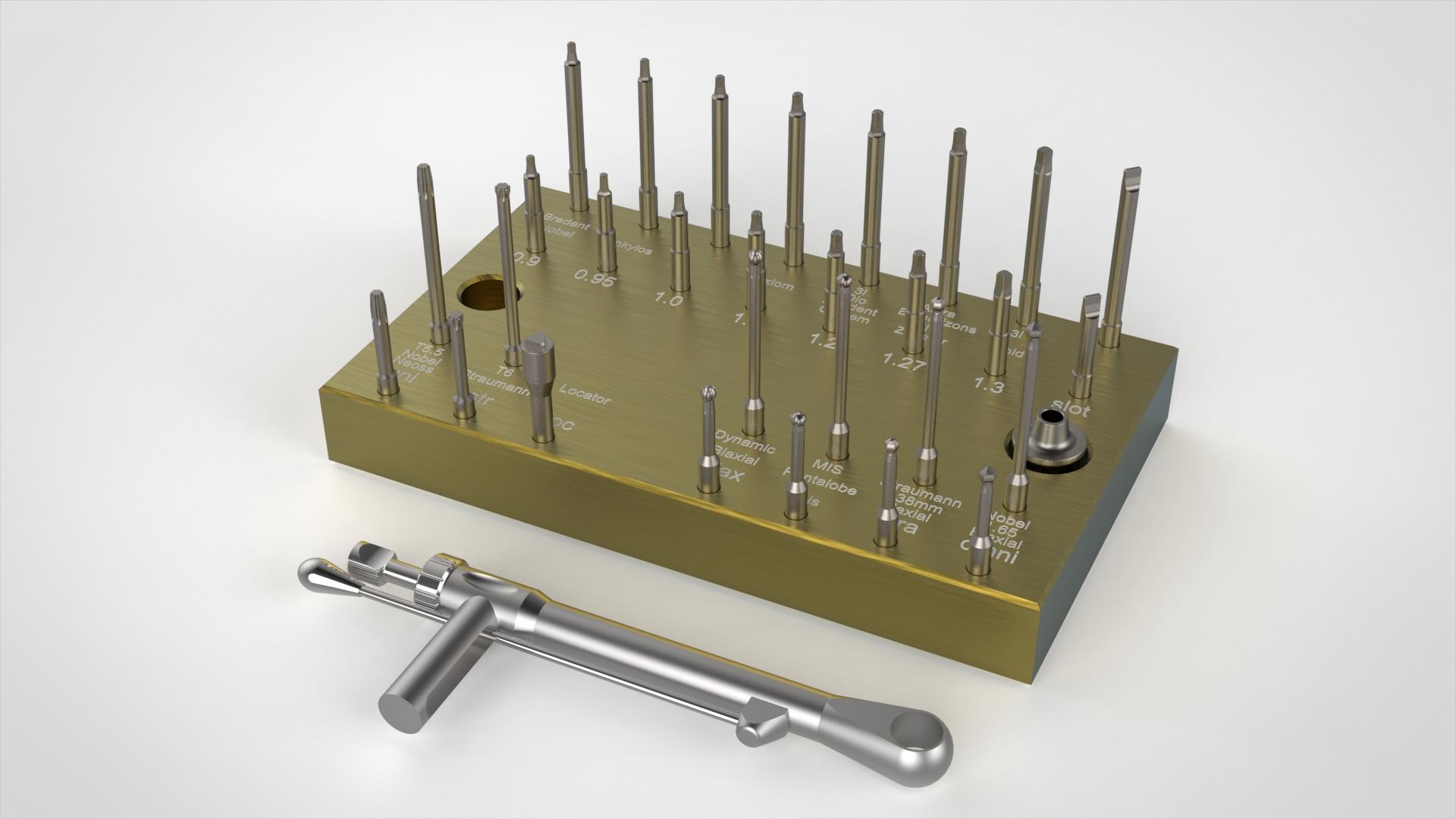 Gold Implant Kit