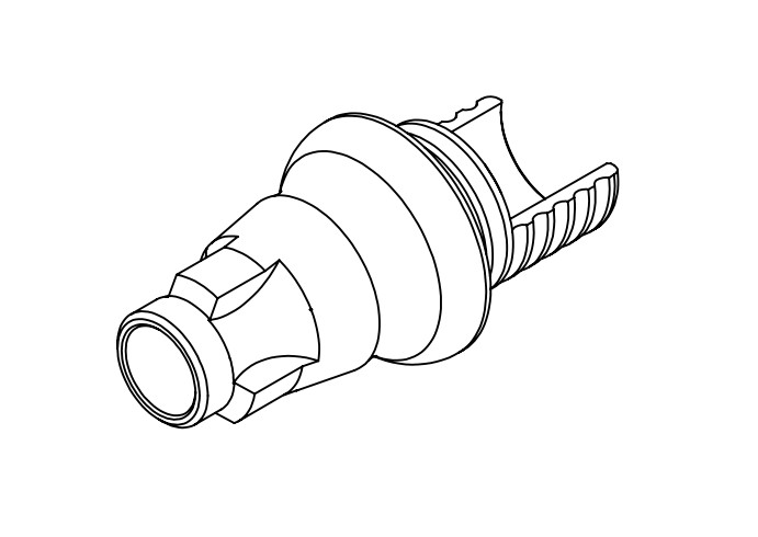 Drawing of Abutment